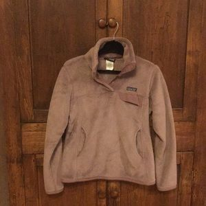 Patagonia Womens Re-Tool Snap-T Fleece Pullover